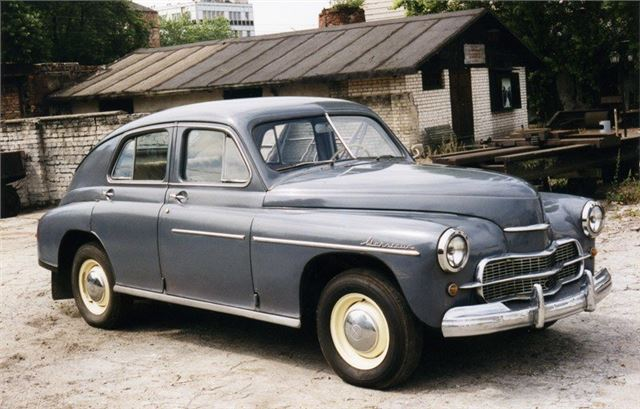Warszawa M20 Classic Car Review Honest John