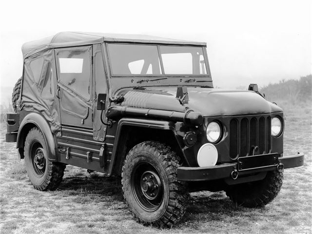 Insurance Company Reviews >> Austin Champ - Classic Car Review | Honest John