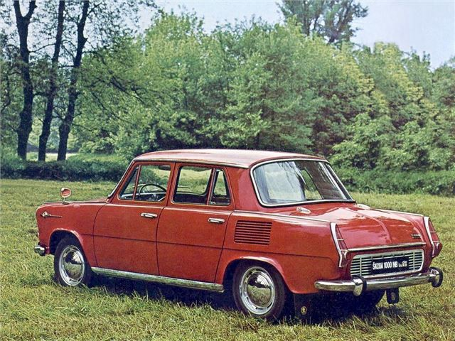 skoda 1000mb classic car review honest john. Black Bedroom Furniture Sets. Home Design Ideas