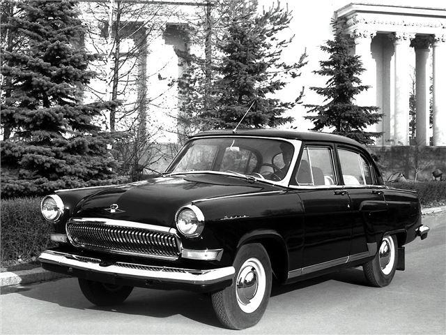 volga m21 classic car review honest john. Black Bedroom Furniture Sets. Home Design Ideas