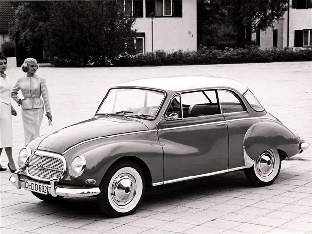 dkw auto union 1000s coupe classic car review honest john. Black Bedroom Furniture Sets. Home Design Ideas