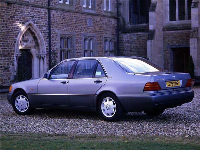 mercedes benz s class w140 classic car review honest. Black Bedroom Furniture Sets. Home Design Ideas