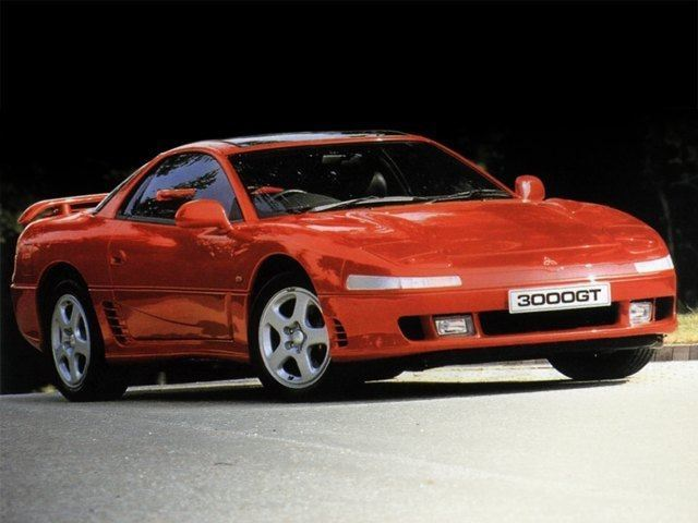 Mitsubishi 3000GT - Classic Car Review | Honest John