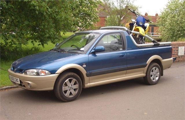 proton jumbuck 2003   car review honest john