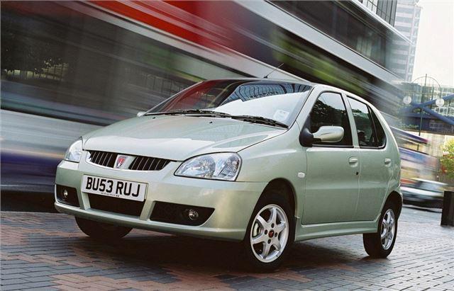 Rover CityRover 2003 - Car Review | Honest John