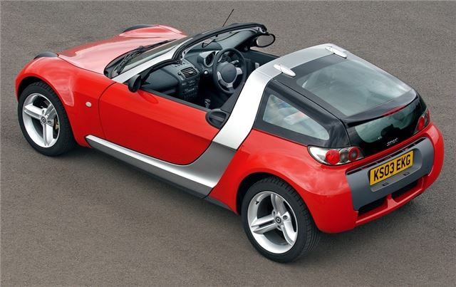 Smart Roadster 2002 Car Review Honest John