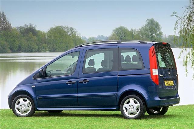 mercedes benz vaneo 2002   car review honest john