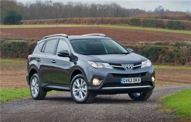 toyota rav4 2013 car review honest john. Black Bedroom Furniture Sets. Home Design Ideas