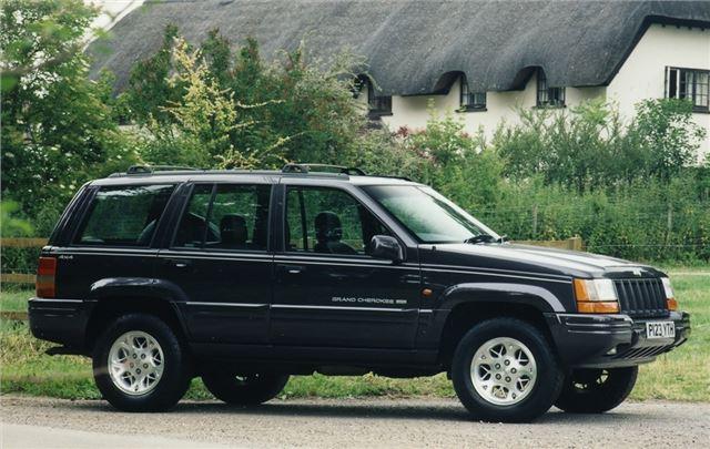 jeep grand cherokee 1994 car review honest john. Black Bedroom Furniture Sets. Home Design Ideas