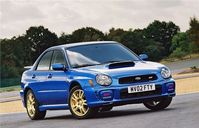 2005 Subaru Wrx Sti >> Subaru Impreza II WRX 2002 - Car Review | Honest John