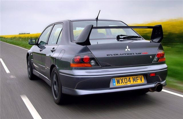 Mitsubishi Evo Viii 2003 Car Review Honest John