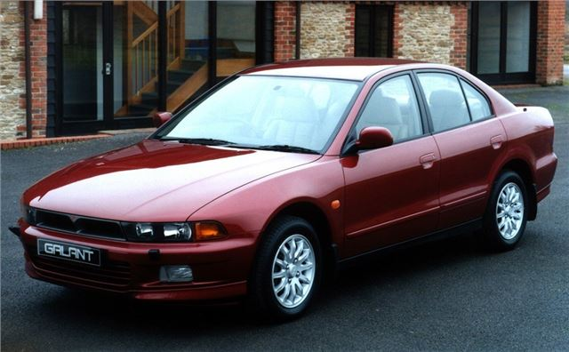 Mitsubishi Galant 1997 - Car Review | Honest John