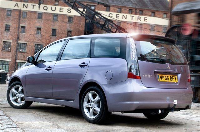 Mitsubishi Grandis 2004 Car Review Honest John