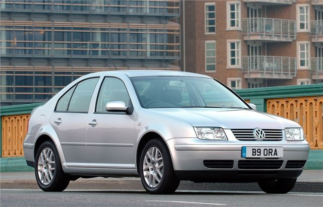 Volkswagen Bora 1999 Car Review Honest John