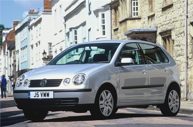 volkswagen polo iv 2002 car review honest john. Black Bedroom Furniture Sets. Home Design Ideas