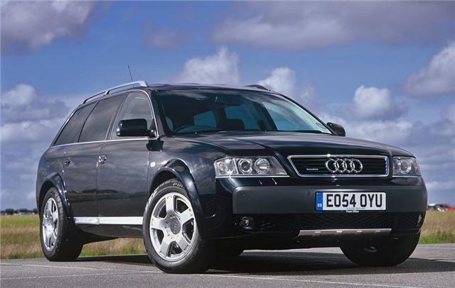 Audi A6 Allroad 2000 Car Review Honest John