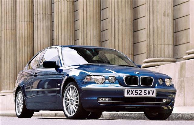 bmw 3 series compact 2001 car review honest john. Black Bedroom Furniture Sets. Home Design Ideas