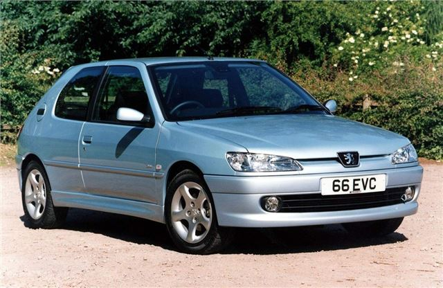Peugeot 306 1993 Car Review Honest John