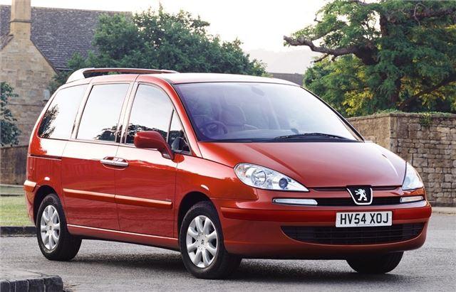 Peugeot 807 2003 - Car Review   Honest John