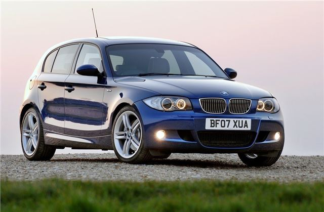 bmw 1 series e81 e87 2004 car review honest john. Black Bedroom Furniture Sets. Home Design Ideas