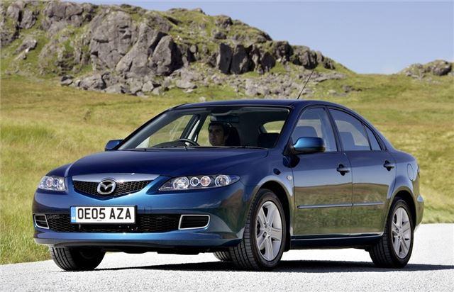 Mazda 6 2002 Car Review Honest John