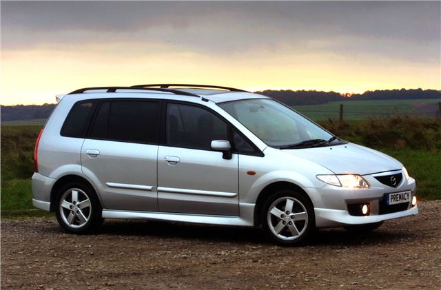Mazda Premacy 2000 Car Review Model History Honest John