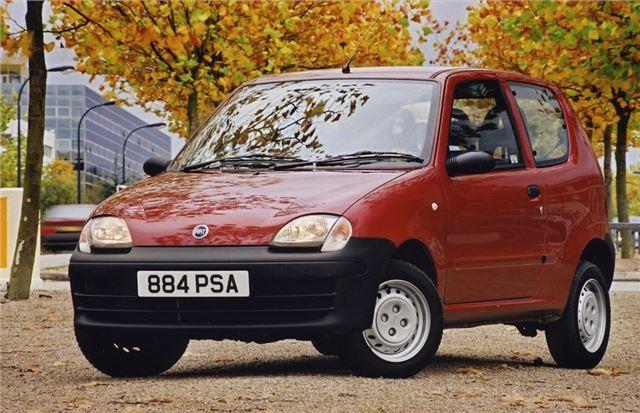FIAT Seicento 1998 - Car Review | Honest John