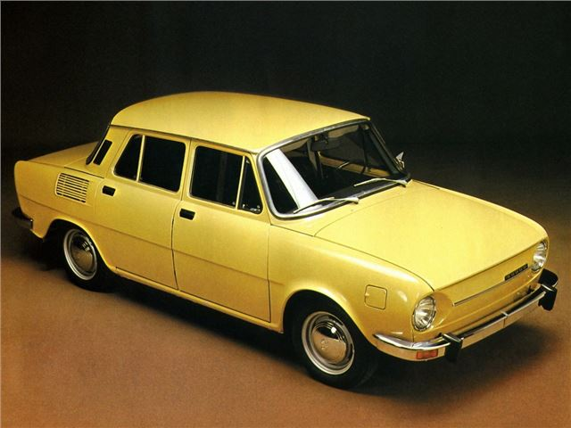 Cheap Insurance Companies >> Skoda 100/110 - Classic Car Review | Honest John