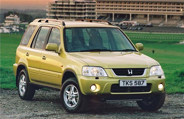 Honda Cr V 1997 Car Review Honest John