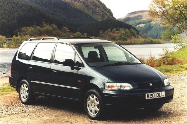 Honda Shuttle Odyssey 1995 Car Review Honest John