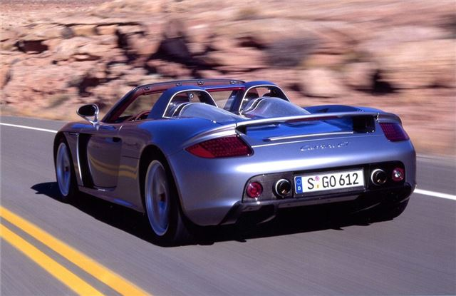 porsche carrera gt 2003 car review honest john. Black Bedroom Furniture Sets. Home Design Ideas