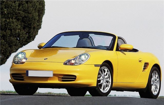 Porsche Boxster 986 1996 Car Review Honest John