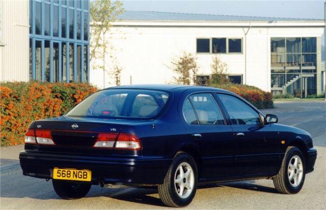 nissan maxima qx 1994 car review honest john. Black Bedroom Furniture Sets. Home Design Ideas