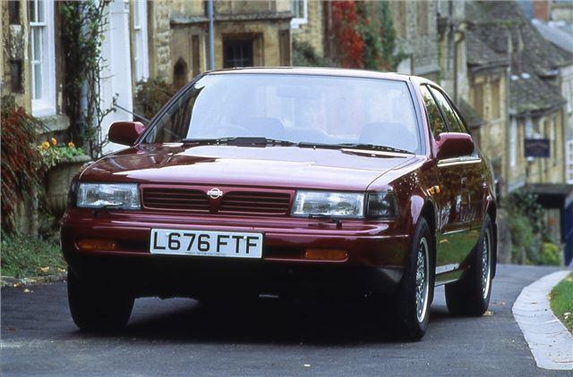 nissan maxima 1989 car review honest john. Black Bedroom Furniture Sets. Home Design Ideas