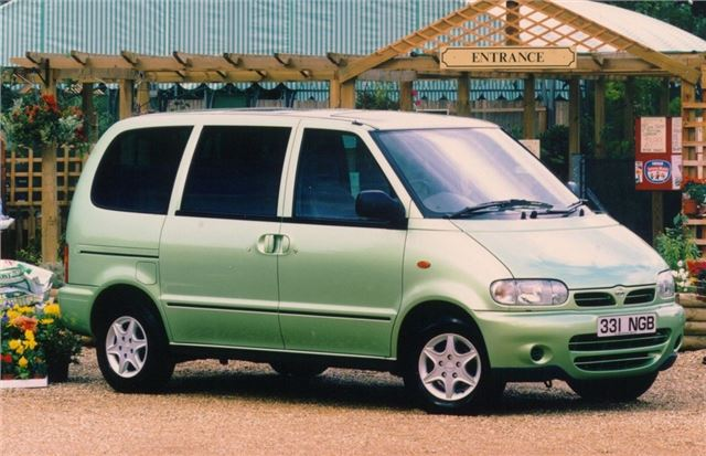how to read gas gauge nissan serena