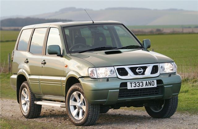 Nissan Terrano Ii 1993 Car Review Honest John