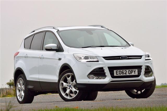 Ford Edge Sport 2013 For Sale Ford Kuga 2013 - Car Review | Honest John