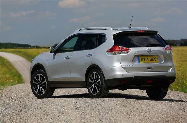 Mazda cx 5 2012 car review honest john - Nissan X Trail 2014 Car Review Honest John