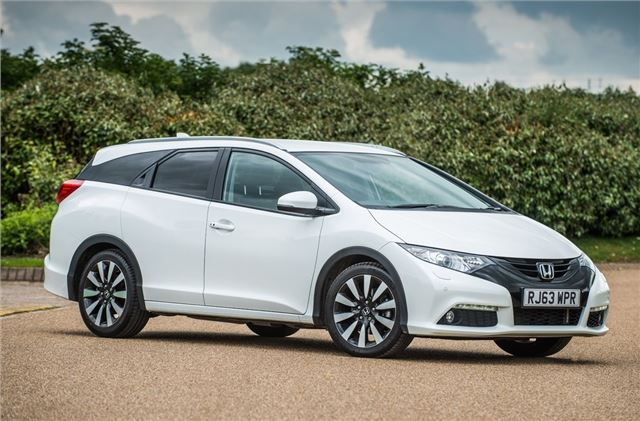 Honda Civic Tourer 2014 - Car Review | Honest John