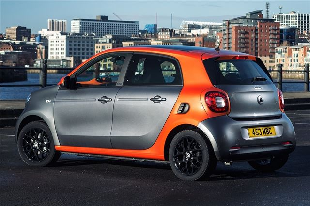 Smart Forfour 2014 - Car Review | Honest John