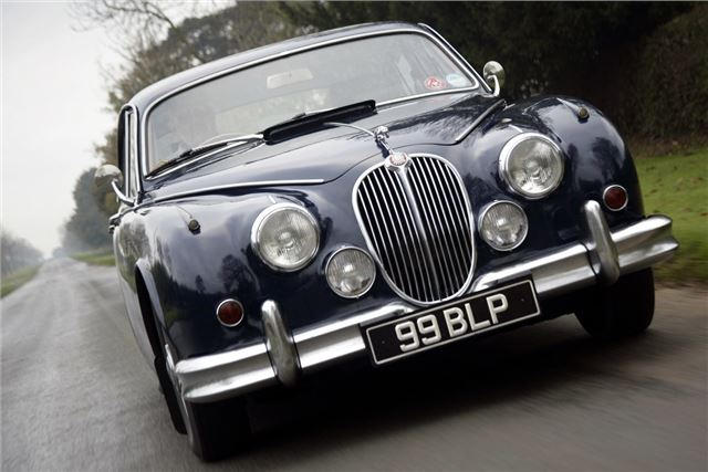 Jaguar Mk2  Classic Car Review  Honest John