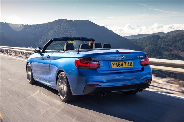 Bmw 2 Series Convertible 2015 Car Review Honest John