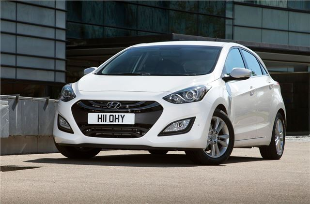 Hyundai I30 151 2012 Car Review Honest John