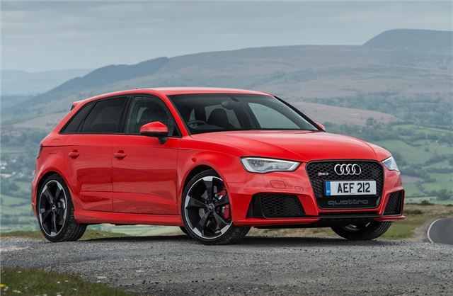 Audi Rs3 2015 Car Review Honest John