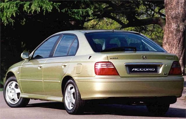 Honda Accord 1998 Car Review Honest John