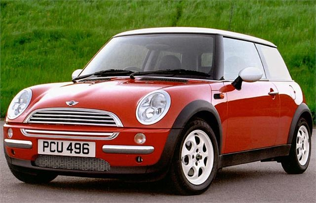 mini cooper r50 2001 car review honest john. Black Bedroom Furniture Sets. Home Design Ideas
