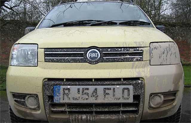 fiat panda 4x4 and diesel 2005 road test road tests honest john. Black Bedroom Furniture Sets. Home Design Ideas
