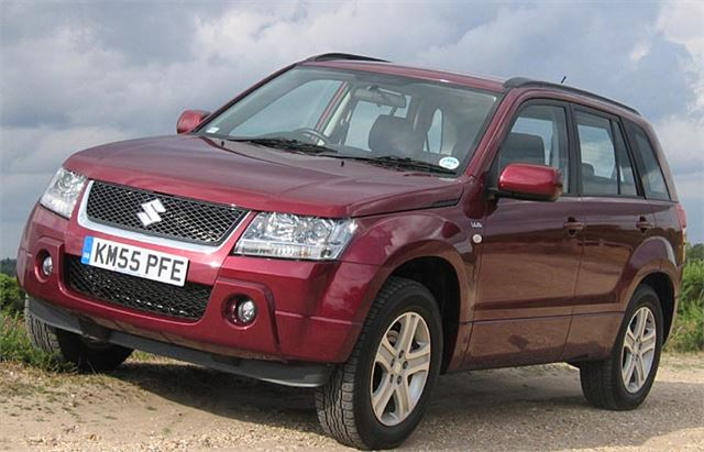 suzuki grand vitara lwb 2006 road test road tests. Black Bedroom Furniture Sets. Home Design Ideas