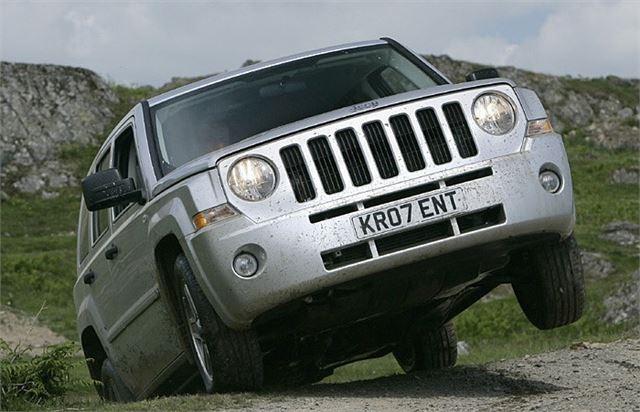 jeep patriot 2007 road test road tests honest john. Black Bedroom Furniture Sets. Home Design Ideas