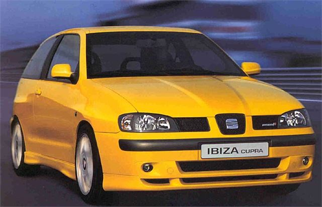 seat ibiza cupra 2000 road test road tests honest john. Black Bedroom Furniture Sets. Home Design Ideas
